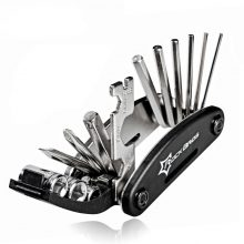 Multifunctional Carbon Steel Bicycle Repair Tools Kit