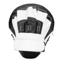 Boxing Pads focus training Mitts white padwork