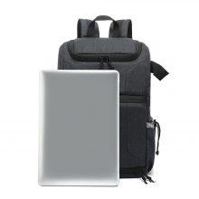 Waterproof Camera Backpack Video Bag Blue or Grey