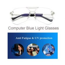 Blue Light Blocking Glasses for Computer Screen Eye Protection